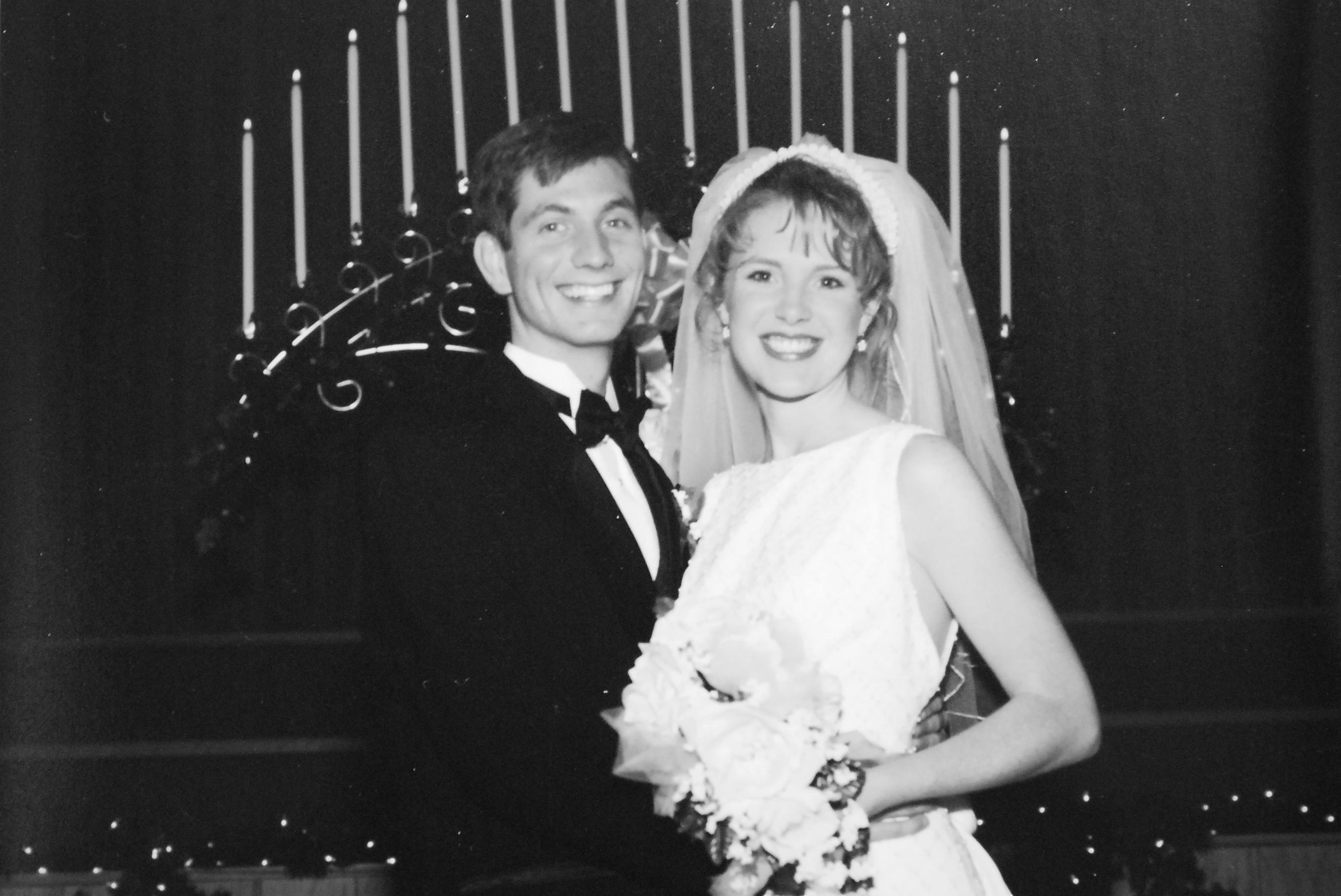 Pete and Brandi Wilson